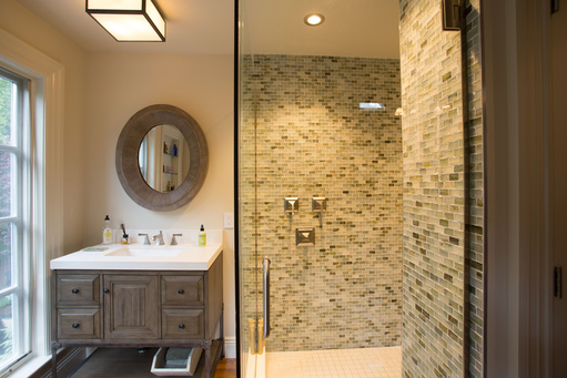 Bathroom designs by Annette Jaffe